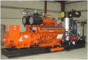 generator industri